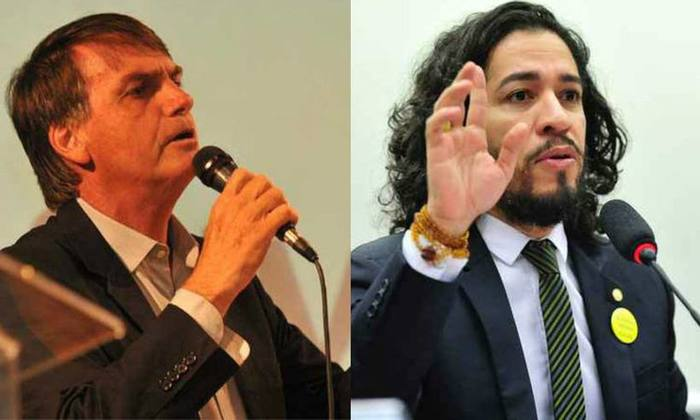 Foto: Jair Amaral/EM/D.A Press e Gabriela Korossy/Camara dos Deputados