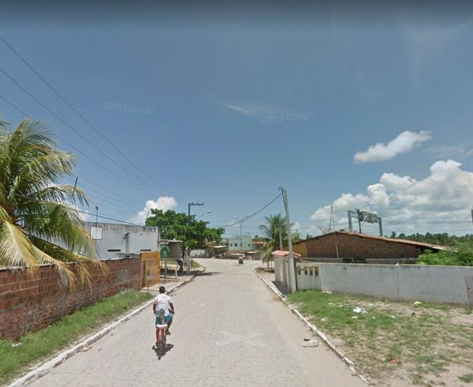 A chacina ocorreu no Litoral Sul de Pernambuco; os suspeitos ainda não foram identificados. Foto: Google/Reprodução