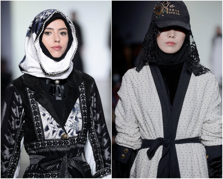 A marca da estilista Zubedi leva seu nome e foi criada em 2011. Foto: Fernanda Calfat/Getty Images/AFP