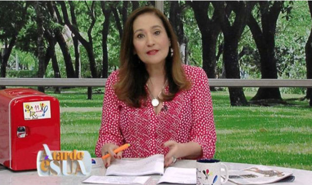 Sônia teria se referido a uma família de forma pejorativa e irônica. Foto: RedeTV!/Reprodução