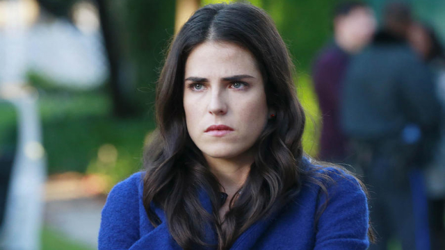 Karla Souza interpreta Laurel Castillo na série norte-americana How to Get Away with Murder. Foto: ABC/Reprodução