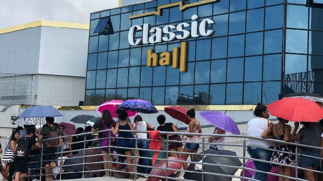 O Classic Hall fica em Olinda. Foto: Bruno Takahashi/Divulgação
