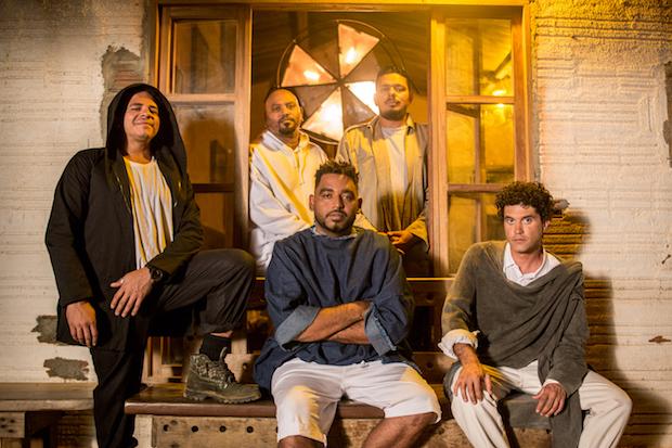 (Separados desde fevereiro de 2010, banda de Arcoverde anunciou novo álbum e disponibilizou discografia nas plataformas digitais. Foto: Tiago Calazans/Divulgação)