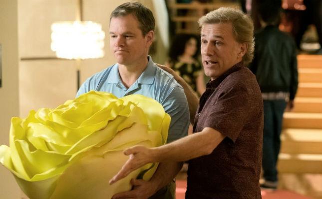 Filme cresce nas partes de comédia, mas perde a seriedade proposta pela trama. Foto: Paramount/Divulgação