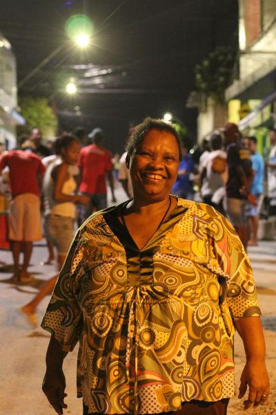 Conceição dos Prazeres: missão de cuidar das crianças e dos jovens a comunidade. Foto: Jefte Amorim/Divulgaçaão