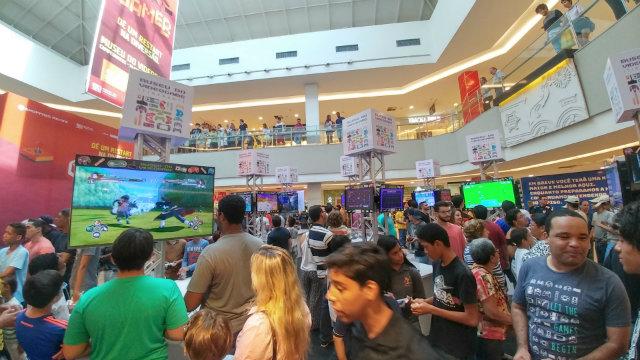 Exposição voltará ao Shopping Recife, em Boa Viagem, com entrada gratuita. Foto: Cleidson Lima/Divulgação