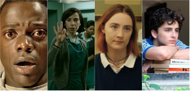 Os nove filmes concorrentes ao Oscar expõem feridas da sociedade americana. Fotos: Universal Studios, Fox Searchlight Pictures, Sony Pictures/Divulgação