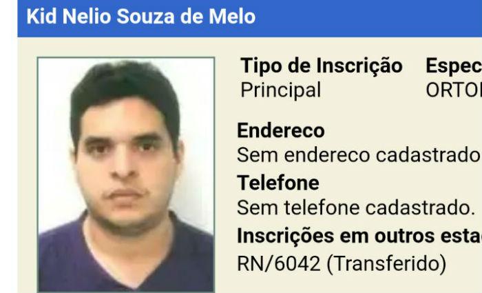 Médico suspeito de estupro também responde mna Justiça em dois processos civis, um deles de erro médico. Foto: Reprodução/ Internet