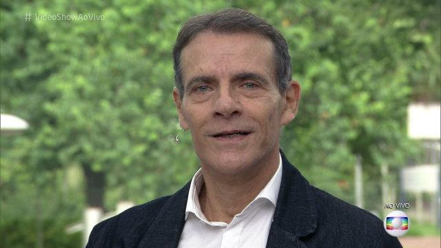 Atualmente ele está no elenco de Tempo de Amar, na Globo. Foto: Gshow/Reprodução