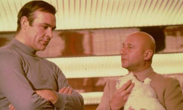 Sean Connery estrelou Com 007 Só Se Vive Duas Vezes, dirigido por Gilbert. Foto: Internet/Reprodução