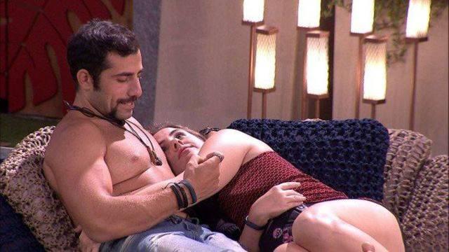 Kaysar disse estar confuso sobre relação. Foto: Globo/Divulgação