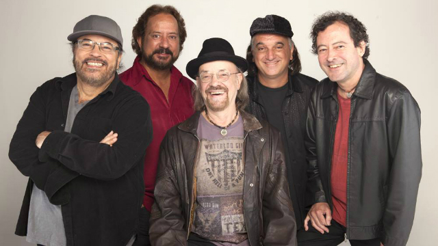 The Fevers cantará sucessos das quatro décadas de carreira. Foto: The Fevers/Reprodução