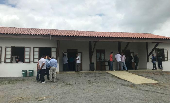 Fazenda da Esperança Padre Antônio Henrique é inaugurada em Jaboatão. Foto: Ana Paula Neiva/ DP