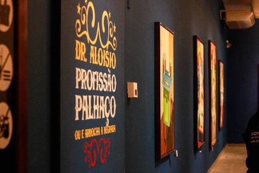 Exposição tem 70 quadros e está dividida em quatro núcleos distintos. Crédito: Thalyta Tavares/DP