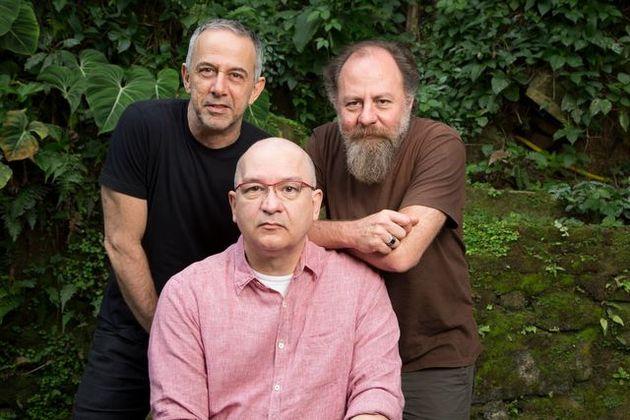 Trio apresenta músicas do novo CD. Foto: Maurício Valladares/Distribuição