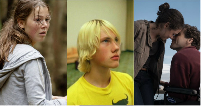 Além de U-July 22, Elefante e O Que Te Faz Mais Forte são alguns dos filmes sobre tragédias reais. Fotos: Facebook, Warner Bros. e Paris Filmes/Reprodução