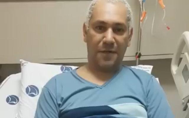 Cantor foi operado nesta sexta-feira (2) e não pôde viajar ao Recife. Foto: Instagram/Reprodução