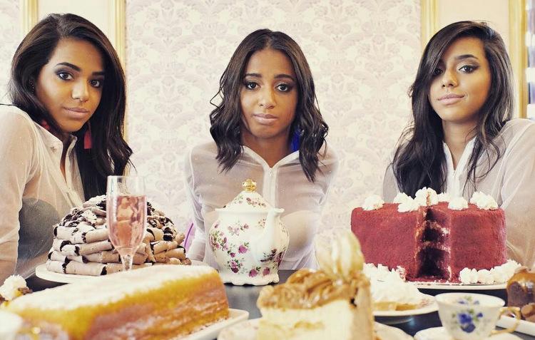 Meu ritmo foi o terceiro clipe do trio a ser produzido em parceria com a Start Music. Foto: Instagram / Reprodução