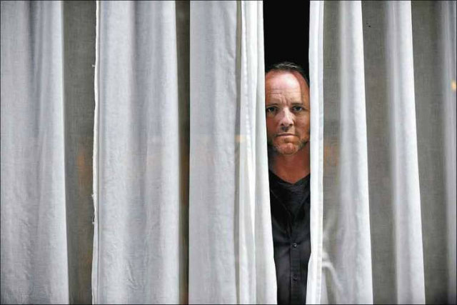 Dennis Lehane, escritor. Foto: Eloy Alonso/Reuters