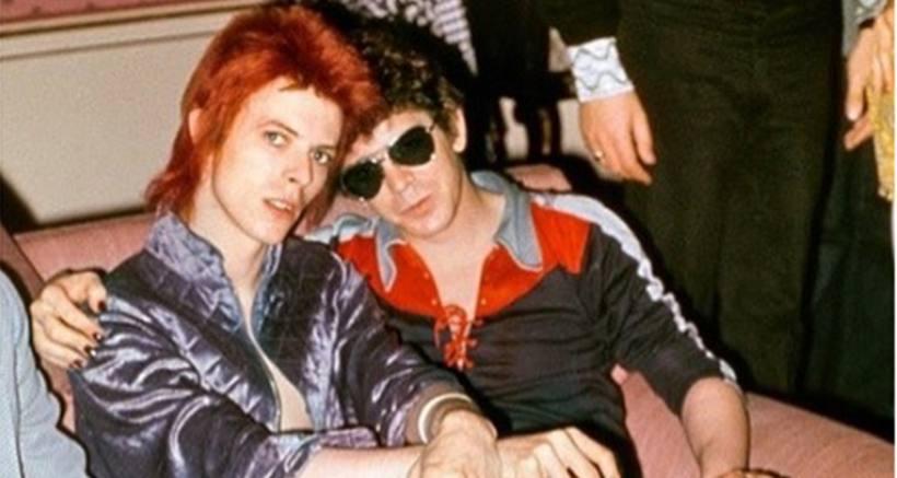 David Bowie foi um de seus mais intensos colaboradores. Foto: Mick Rock/Instagram