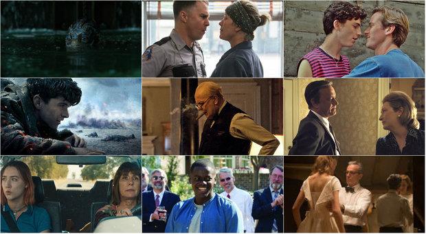 Ao todo, nove produções disputam na categoria Melhor Filme