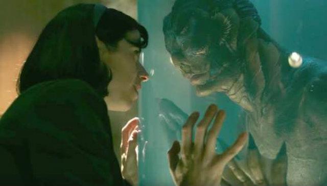 Filma A Forma da Água, de Guillermo del Toro, venceu a categoria de Melhor Filme. Foto: Fox Searchlight Pictures/Divulgação
