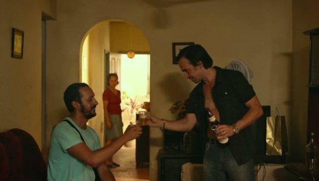 Filme tem Irandhir Santos e Júlio Andrade nos papéis principais. Foto: Vitrine Filmes/Reprodução