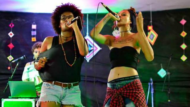 Grupo 808 Crew é um das atrações do evento. Foto: Nathalia Verony/Divulgação