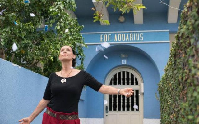 Filme, estrelado por Sonia Braga, ganhou destaque internacional. Foto: Vitrine Filmes/Divulgação