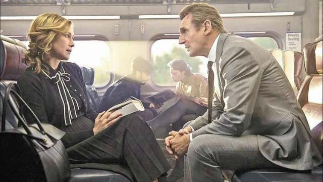 A direção é de Jaume Collet-Serra, com quem Neeson filmou Sem Escalas. Foto: Imagem Filmes/Divulgação