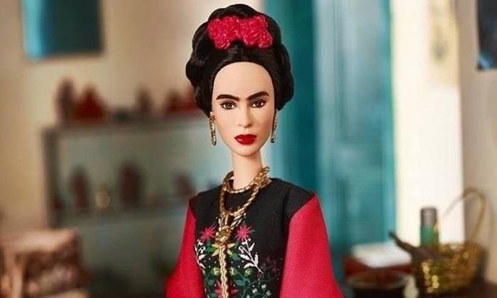 Mattel criou a boneca em comemoração ao Dia Internacional da Mulher. Foto: Reprodução/CP