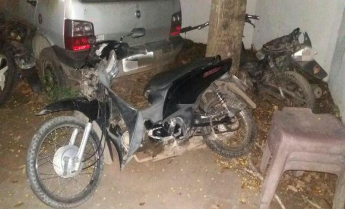 O acidente aconteceu por volta das 3h50 da manhã. Foto: Divulgação/PRF