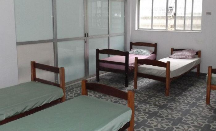 Casa do Maçom acomoda pacientes em tratamento nos hospitais do Recife. Foto:Divulgação