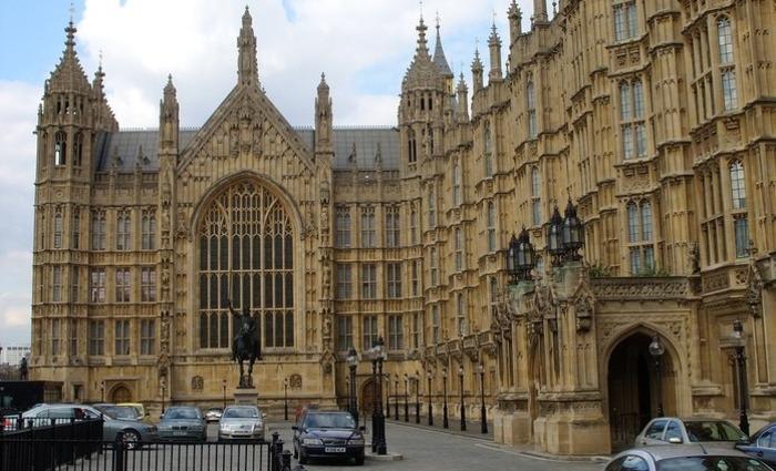 Parlamento britânico. Foto: Reprodução/Pixabay
