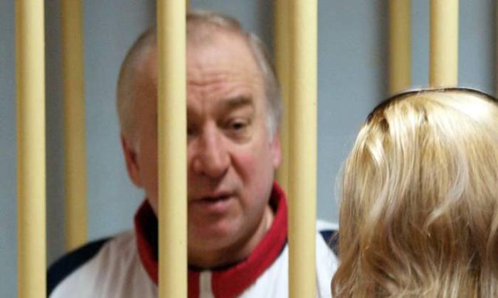 Sergei foi encontrado inconsciente em Salisbury, juntamente de sua filha Yulia. Foto: Yuri Senatorov / Kommersant Photo / AFP
