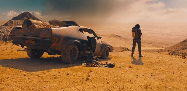 Olinda ou Mad Max? Foto: Warner Bros/divulgação