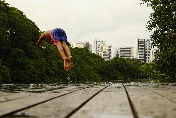 Devolver à cidade suas águas é um dos desafios do plano, que estabelece metas ao longo de duas décadas. Foto: Shilton Araújo/Esp DP