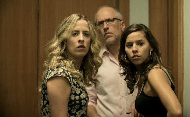 Antonio Tabet, Karina Ramil, Rafael Portugal e Thati Lopes estão no elenco. Foto: Comedy Central/Divulgação