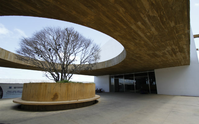 Atividades serão realizadas na Praça do Juazeiro, na área externa do museu. Foto: Blenda Souto Maior/DP