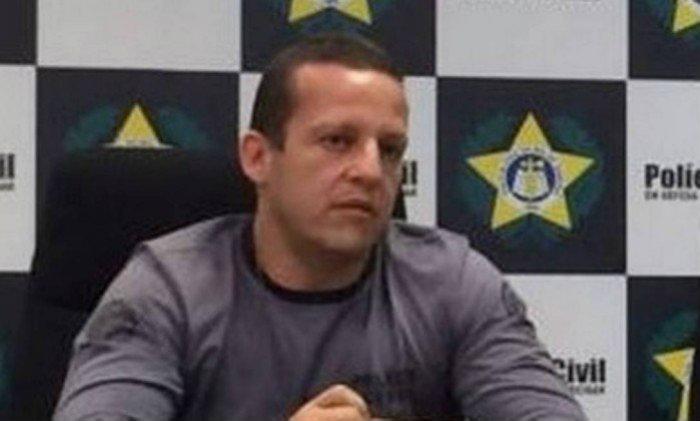 Segundo o pedido de prisão do MPF, Marcelo e o seu pai, atuaram no esquema por meio da empresa Finder Executive Consulting, em que são sócios. Foto: Divulgação/ Polícia Civil (Foto: Divulgação/ Polícia Civil)