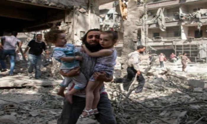 Foto: Karam al-Masri/Arquivo/AFP