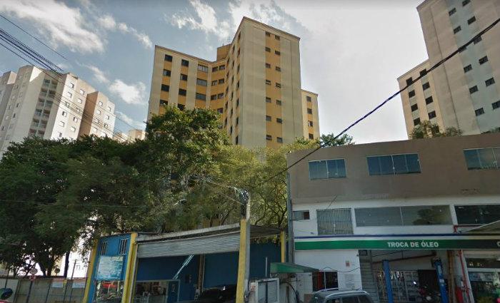O crime ocorreu no bairro de Jardim Três Marias, em Taboão da Serra, na Grande São Paulo. Foto: StreetView/Google/Reprodução (Foto: StreetView/Google/Reprodução)