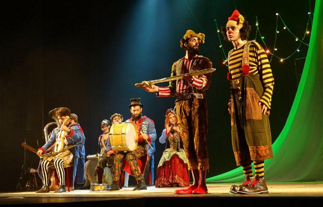 Montagem levou também o APCA e o Prêmio Reverência Musical. Foto: Marcelo Rodolfo/Divulgação