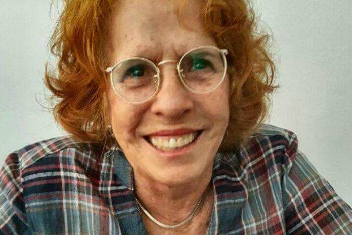 Conhecida como Baixinha, Maria Alice foi uma das fundadoras do bloco carnavalesco Eu Acho é Pouco. Foto: Facebook/Reprodução