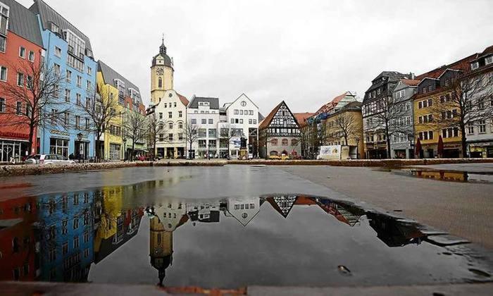 A pesquisa foi feita em Jena, uma cidade da Alemanha, com dados colhidos ao longo de sete anos: impacto maior nas primeiras 24 horas de contato com o ar sujo. Foto: Tobias Schwarz/AFP