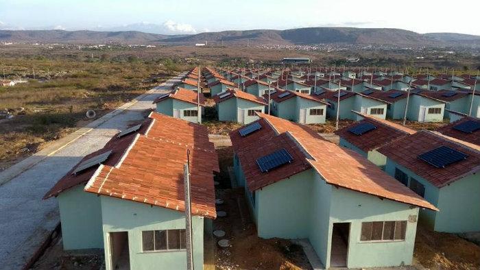 Resultado de imagem para Casas vão gerar a própria energia