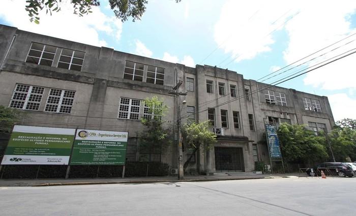 O prédio esteve fechado para reforma desde dezembro de 2016. Foto: Divulgação