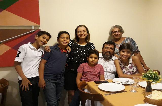 Família de João Hélio, Anthony e Ruan. Foto: Arquivo Pessoal