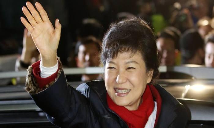 Ex-presidente da Coréia do Sul é presa por corrupção