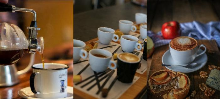 Os estabelecimentos promovem ações e criam novidades à base da bebida para atrair a clientela. Foto: Giselli Carvalho/Wagner Ramos/Paloma Amorim/Divulgação